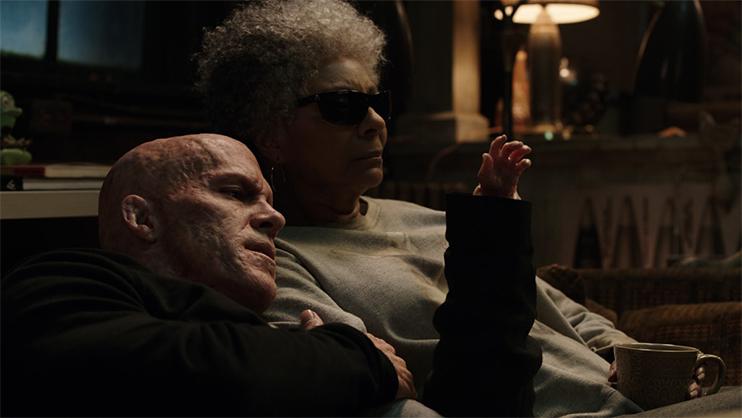 Killing Screen Time in Film: Deadpool