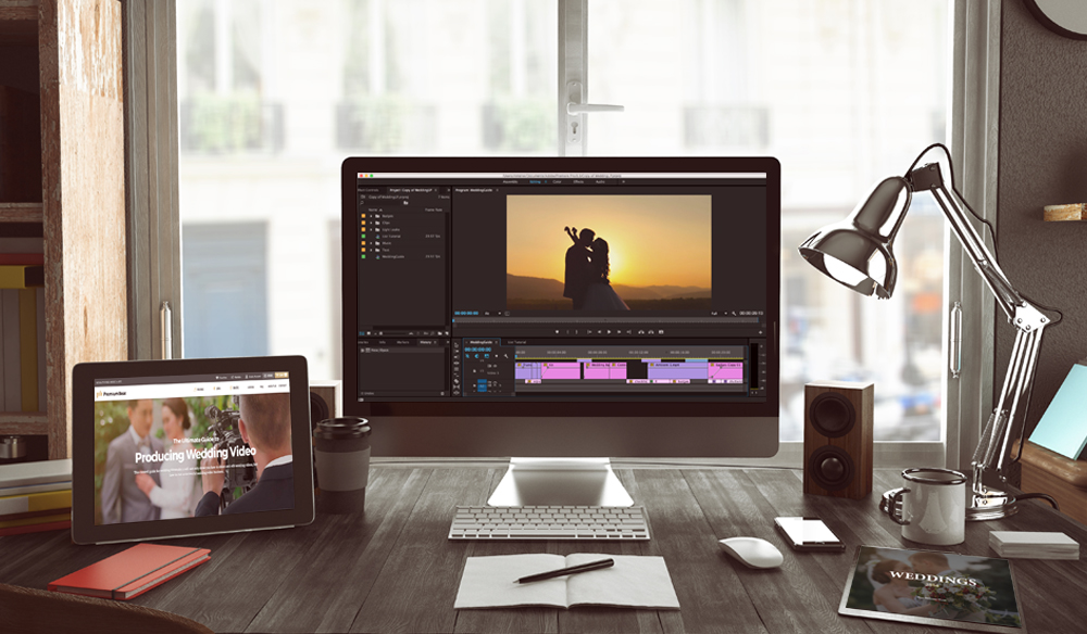 The Best Free Wedding Video Resources: Free Wedding Video Assets