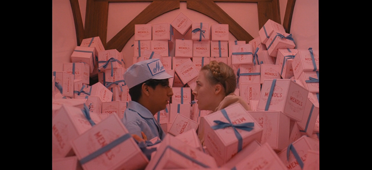 How Filmmakers Manipulate Your Emotions with Color: Grand Budapest Hotel