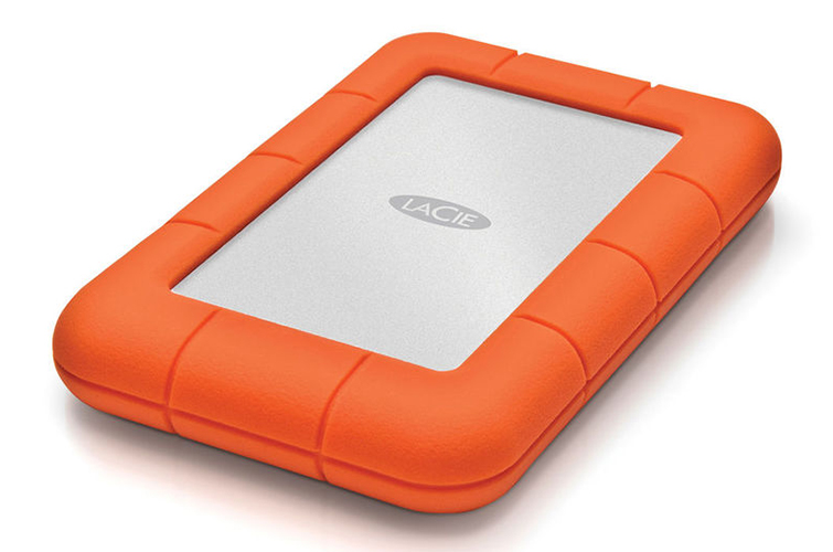 The Lightweight International Packing List for Video Pros - Lacie Rugged Drive