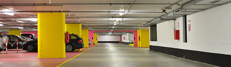 Location Scouting Tips: The Whys and Hows of Where - Parking garage