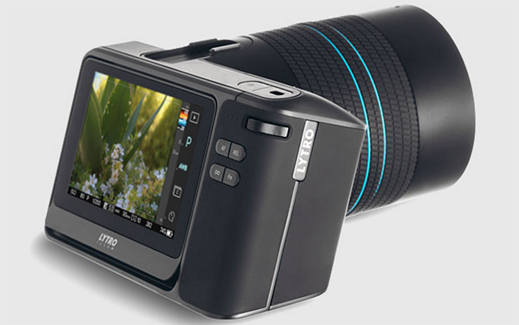 Six Technologies Poised to Change the Future of Film - Lytro Camera