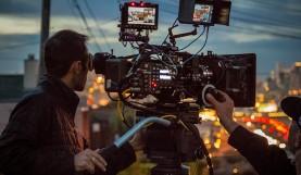 Professional Cinema Camera