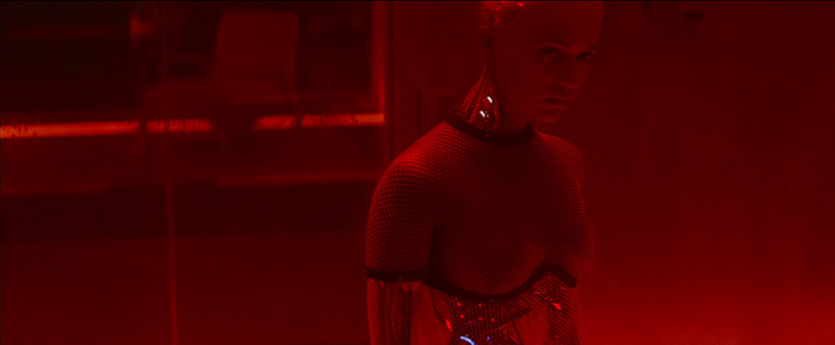 How Filmmakers Manipulate Your Emotions with Color: Ex Machina