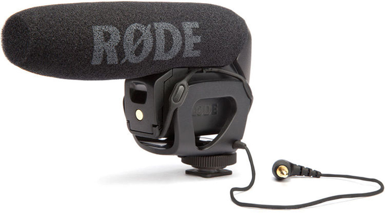 The Lightweight International Packing List for Video Pros - Rode VideoMic Pro