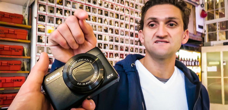 5 Simple Steps for Creating Epic Vlogs: Choose the Right Camera