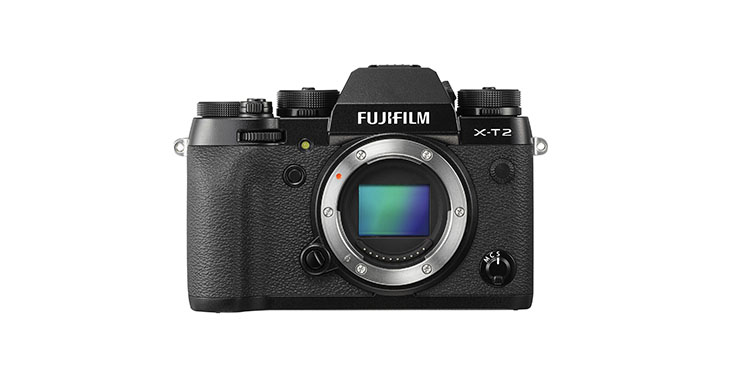 Fujifilm Announces X-T2 Camera with 4K Video - X-T2 FRONT SHOT copy