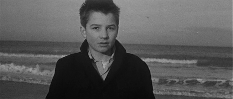 The Art of the Freeze Frame: The 400 Blows