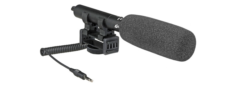 The Best Microphones for Sit-Down Interviews: Azden MX-10