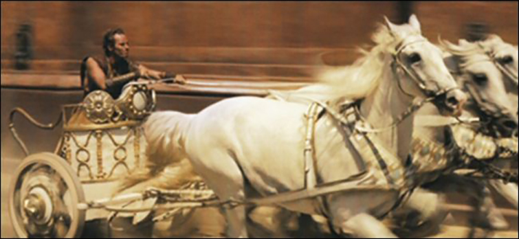 The Science Behind 4k Restorations of Classic Films - Ben Hur DVD