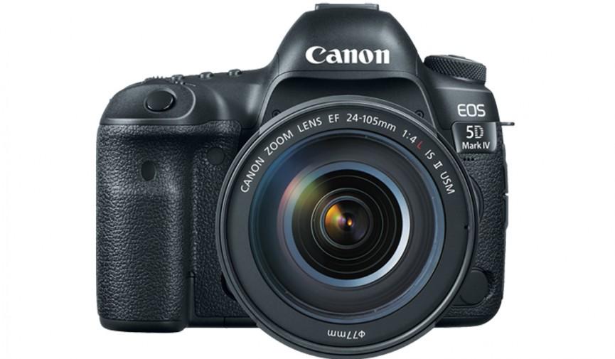 Canon 5D Mark IV Announcement