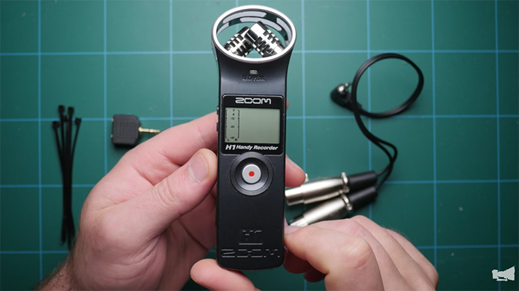 Hack Your H1 Audio Recorder For 15