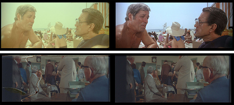 The Science Behind 4k Restorations of Classic Films - Jaws Restoration