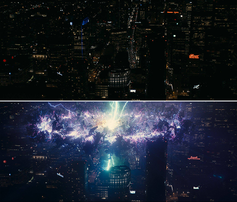 Behind the VFX of Suicide Squad - End of the World