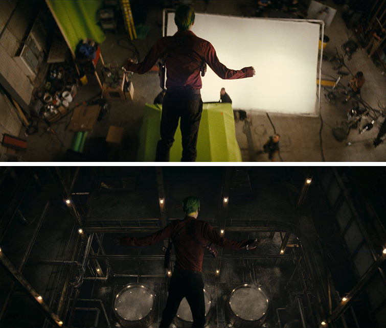 Behind the VFX of Suicide Squad - Joker