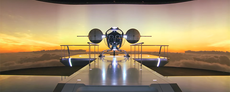 Lighting Sets with LED Screens and Projection Panels: Oblivion, Continued