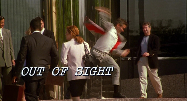 The Art of the Freeze Frame: Out of Sight