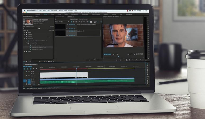 Create Captions in Premiere Pro