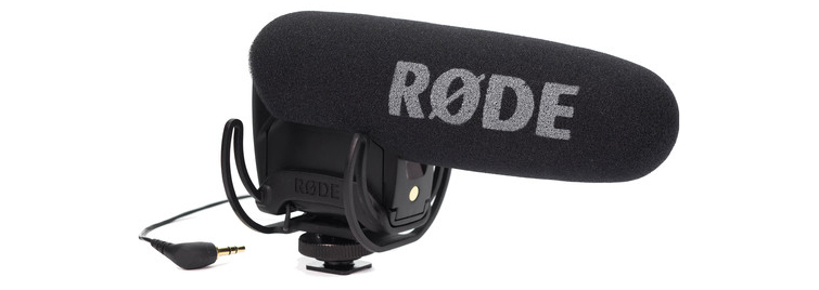 The Best Microphones for Sit-Down Interviews: Rode VideoMic Pro