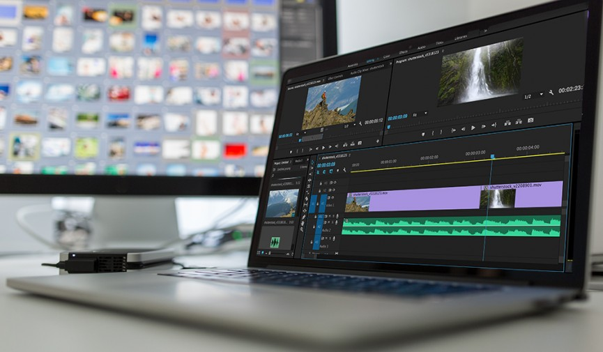 Sync Audio and Footage in Premiere Pro