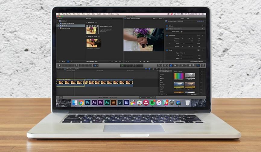 White Balance Footage in Final Cut Pro X