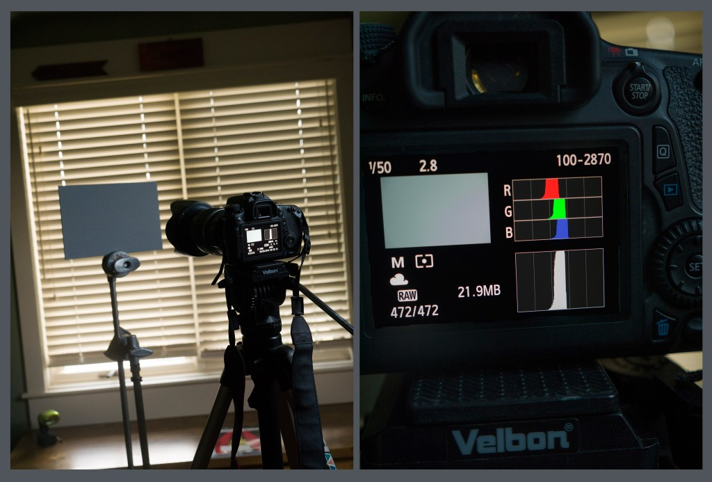 How to Properly Calibrate Light Meters: Exposure