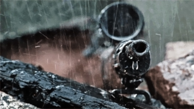Tips For Filming and Lighting in the Rain : Saving Private Ryan in the Rain