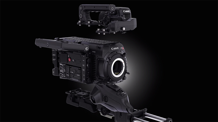 Canon EOS C700: The New Flagship Canon Cinema Camera - Canon EOS C700 Modular