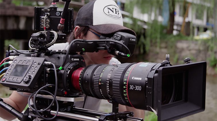 Canon Eos C700 The New Flagship Canon Cinema Camera