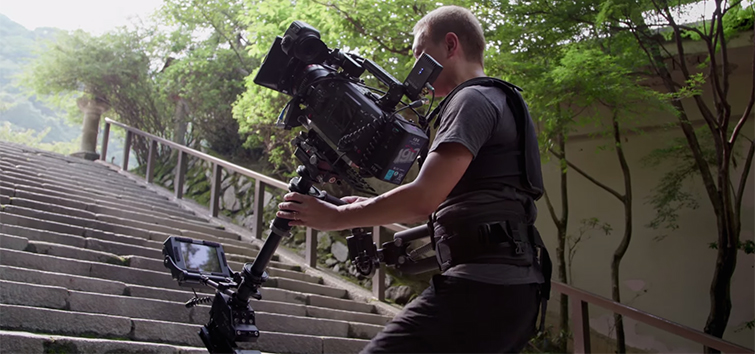 Canon EOS C700: The New Flagship Canon Cinema Camera - Canon EOS C700 Steadicam