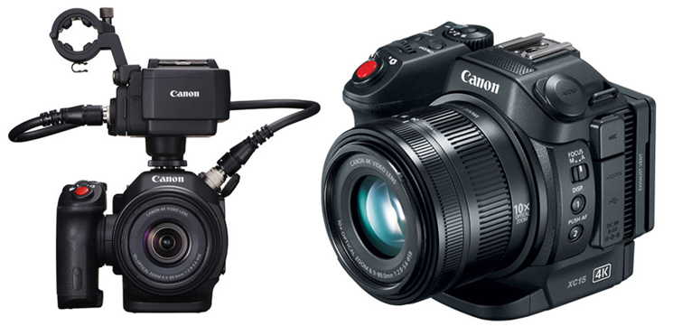 The Latest Gear and Camera News, Plus the Legalization of Drones - Canon XC15