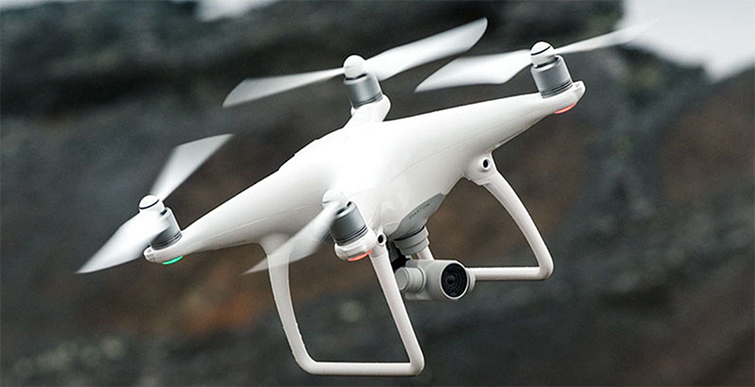 How to Get a Pilot Certification for Commercial Drone Use: DJI Phantom 4 Drone