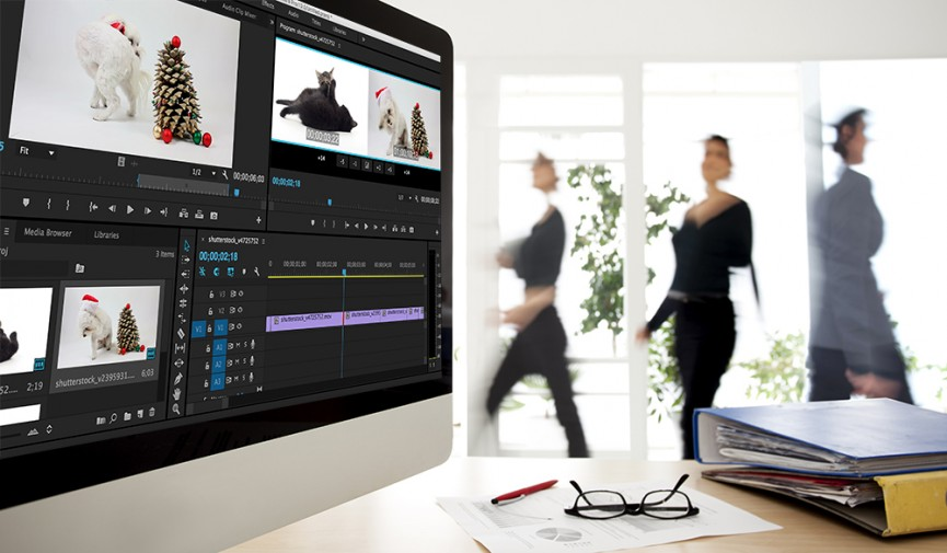 Dynamic Trimming in Premiere Pro