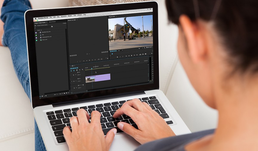 Freeze Frame in Premiere Pro