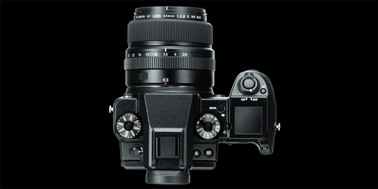 Fujifilm Announces Massive GFX Mirrorless Camera