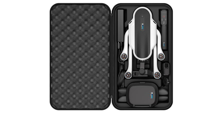GoPro Releases New Hero5 and Impressive Karma Drone: Karma Case