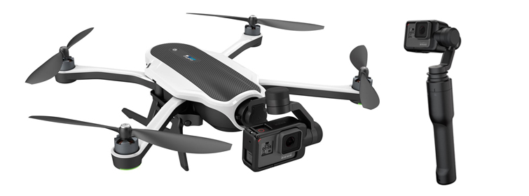 GoPro Releases New Hero5 and Impressive Karma Drone: Karma Drone Grip