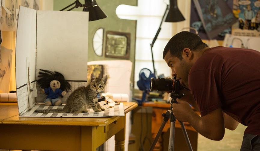 Famous Film Cats