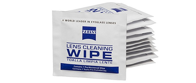 A Guide to Cleaning Lenses and Camera Sensors: Lens Wipes