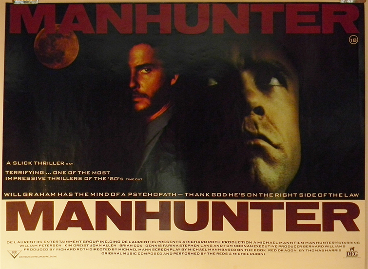 History of Synth Music in TV and Film: Manhunter