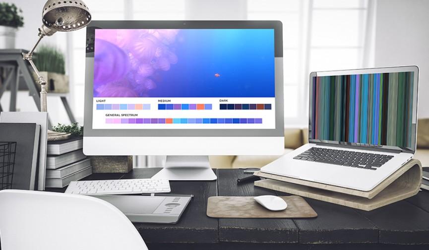 Color Grading Inspiration