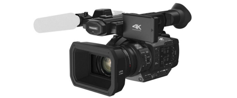 The Latest Gear and Camera News, Plus the Legalization of Drones - Panasonic HCX1