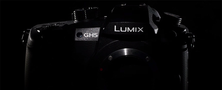 The Panasonic GH5 Shoots 6K Stills and 4K Video at 60fps: Lumix GH5 Announcement