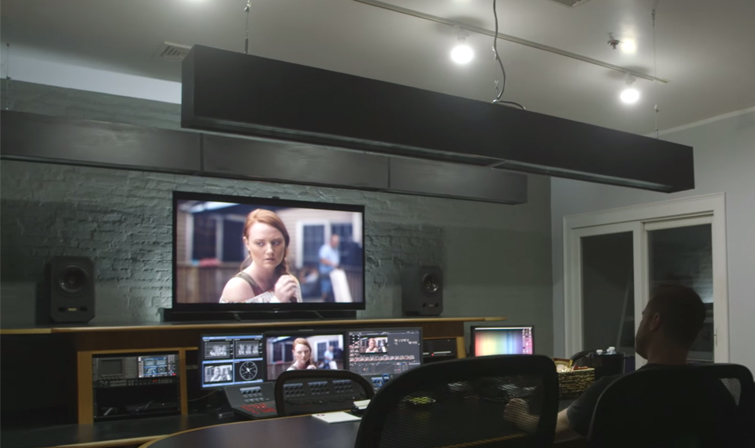 Go Inside a Professional Color Grading Suite: Behind the Scenes