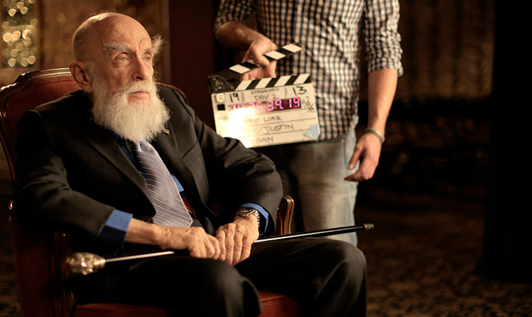 The Director of An Honest Liar on Making a Documentary: James Randi on Set