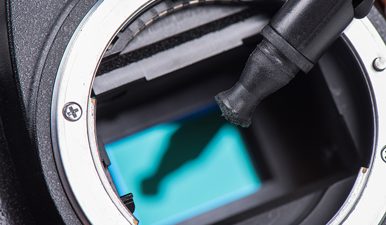 A Guide to Cleaning Lenses and Camera Sensors: Sensor Cleaning