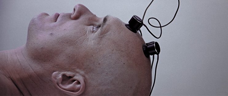 Cinematography Techniques: Cinematic Flattening in Profile - THX-1138