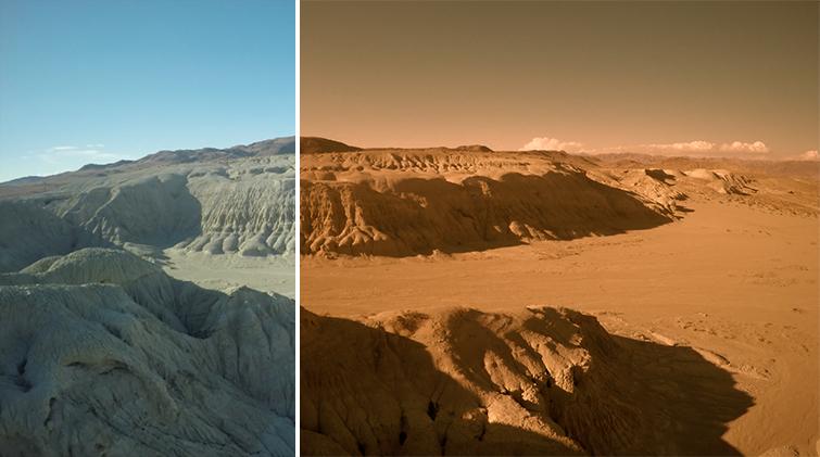 Hollywood Color: 14 Free Premiere Pro Lumetri Looks - The Mars Man