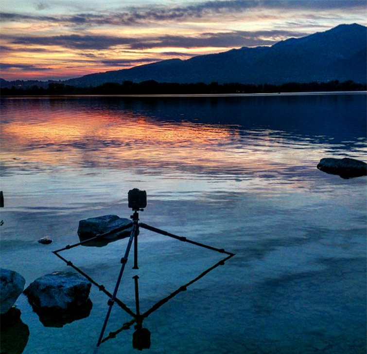 This 16-Year-Old Makes Stunning Timelapse Videos: Yuri Palma Timelapse Tripod