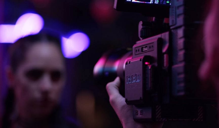 NEW RED CAMERAS